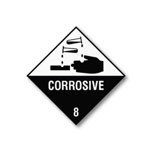 corrosive-8-hazard-label-100mm