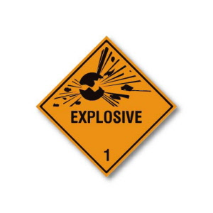 explosive-1-hazard-warning-diamond-100mm