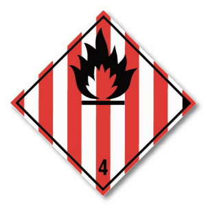 flammable-solid-4-hazard-warning-label-no-text-250mm