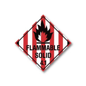 flammable-solid-4.1-hazard-warning-label-100mm