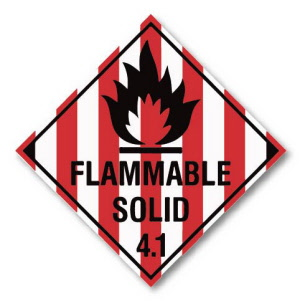 flammable-solid-4.1-hazard-warning-label-250mm