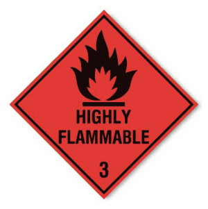 highly-flammable-3-hazard-warning-label-250mm
