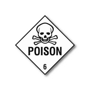 poison-6-hazard-warning-label-100mm