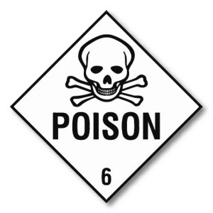 poison-6-hazard-warning-label-250mm