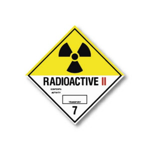 radioactive-ii-7-hazard-label-100mm
