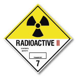 radioactive-ii-7-hazard-label-250mm