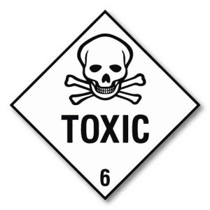 toxic-6-hazard-warning-label-250mm